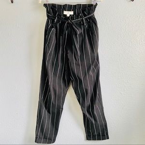 Thread & Supply Paper Bag Trousers